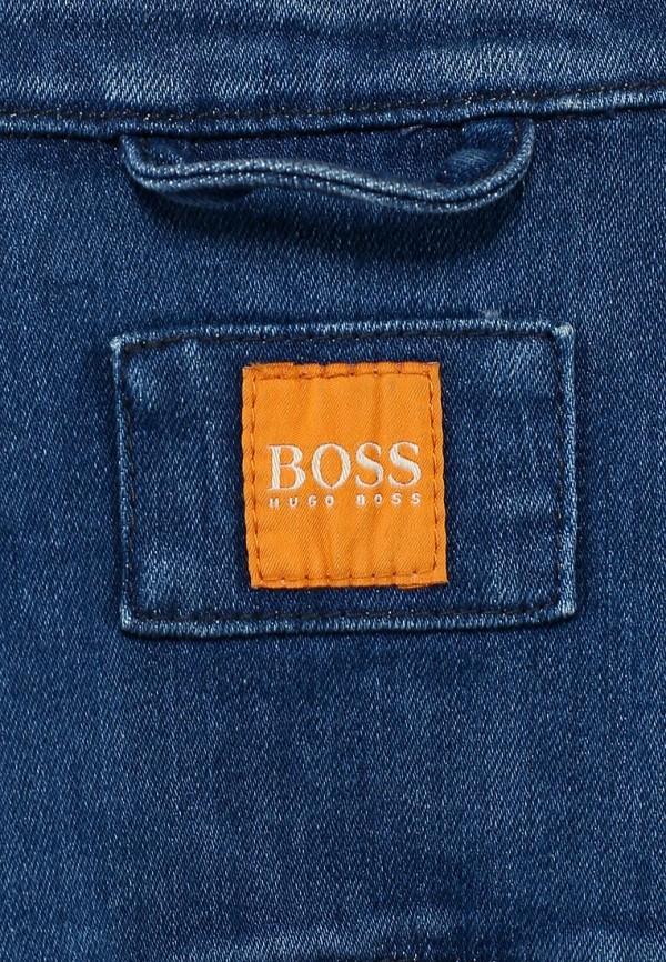 Джинсовая куртка Boss Orange 50261948: изображение 5