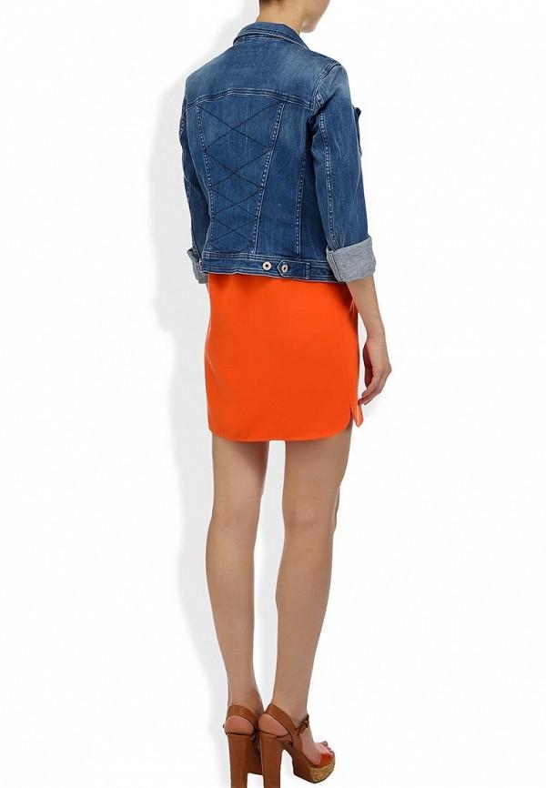 Джинсовая куртка Boss Orange 50261948: изображение 9