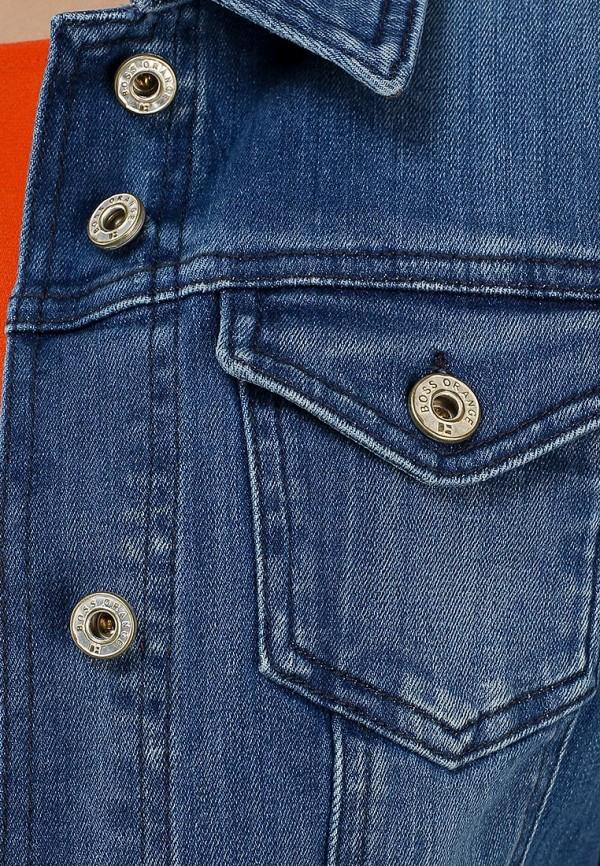 Джинсовая куртка Boss Orange 50261948: изображение 13