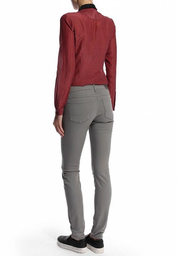 Зауженные джинсы Boss Orange 50271814: изображение 8