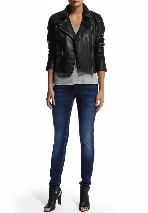 Зауженные джинсы Boss Orange 50271775: изображение 10