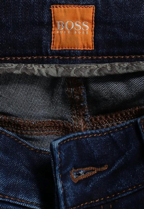 Зауженные джинсы Boss Orange 50271775: изображение 13