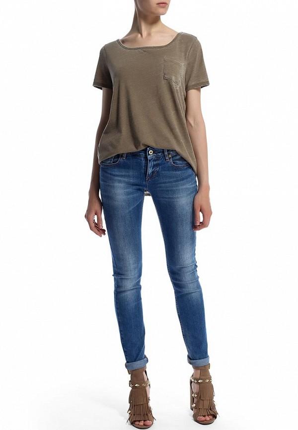 Женские джинсы Boss Orange 50271777: изображение 3
