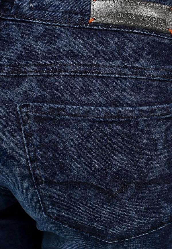 Зауженные джинсы Boss Orange 50271818: изображение 5