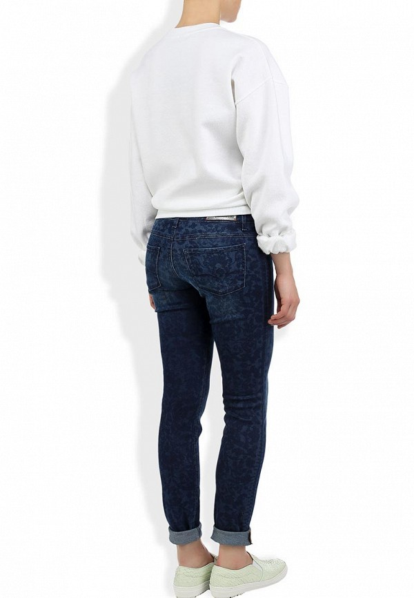 Зауженные джинсы Boss Orange 50271818: изображение 9
