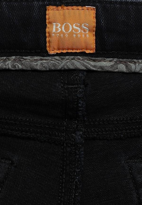 Зауженные джинсы Boss Orange 50272983: изображение 14