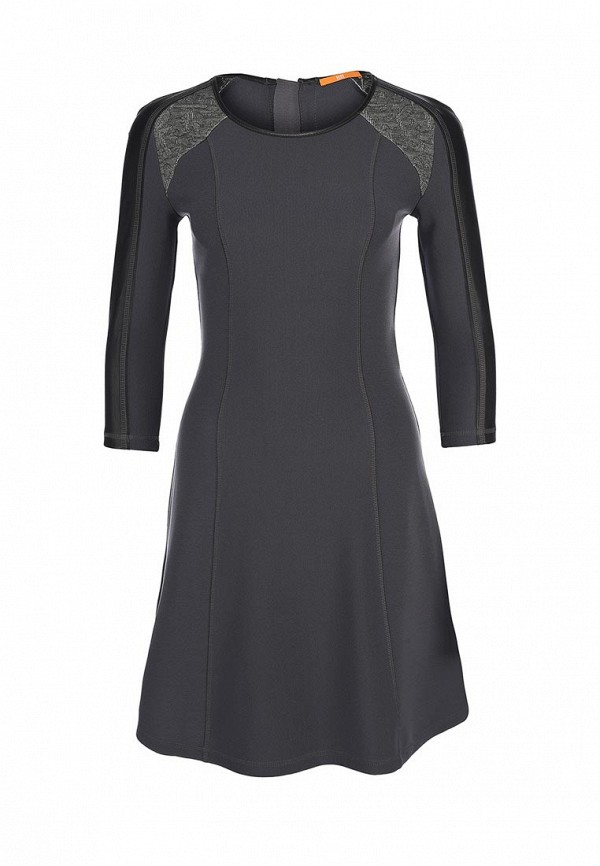 Платье-миди Boss Orange 50271795: изображение 7