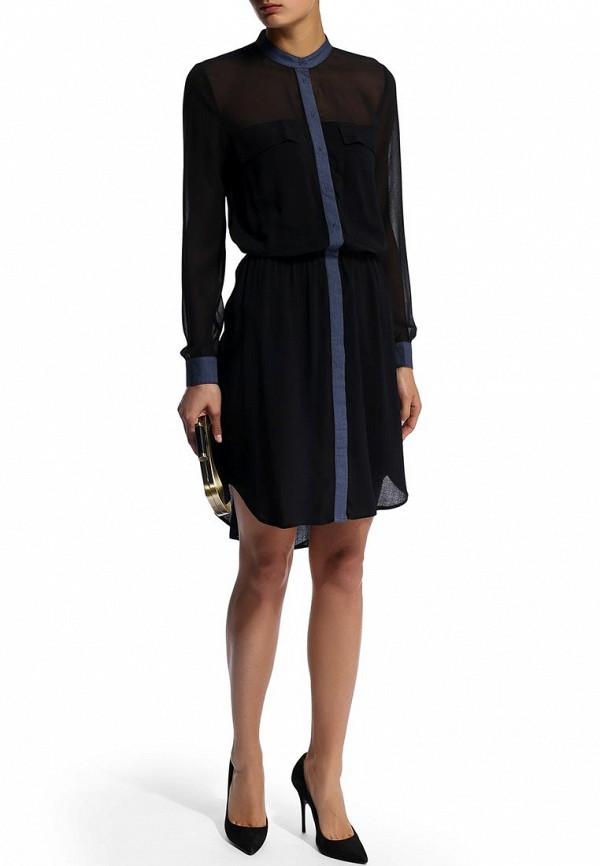 Платье-миди Boss Orange 50271365: изображение 6