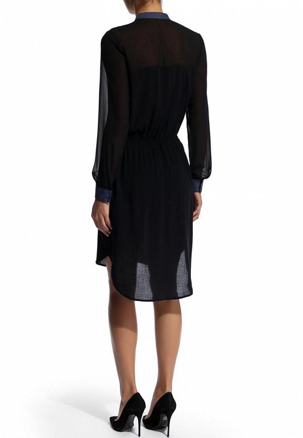 Платье-миди Boss Orange 50271365: изображение 8