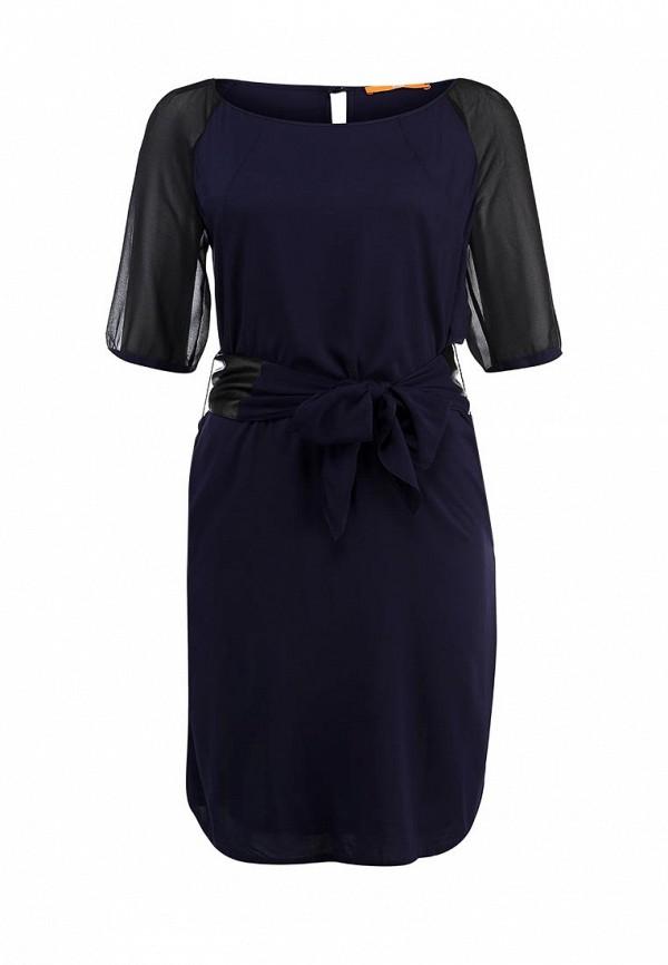 Платье-миди Boss Orange 50271367: изображение 2