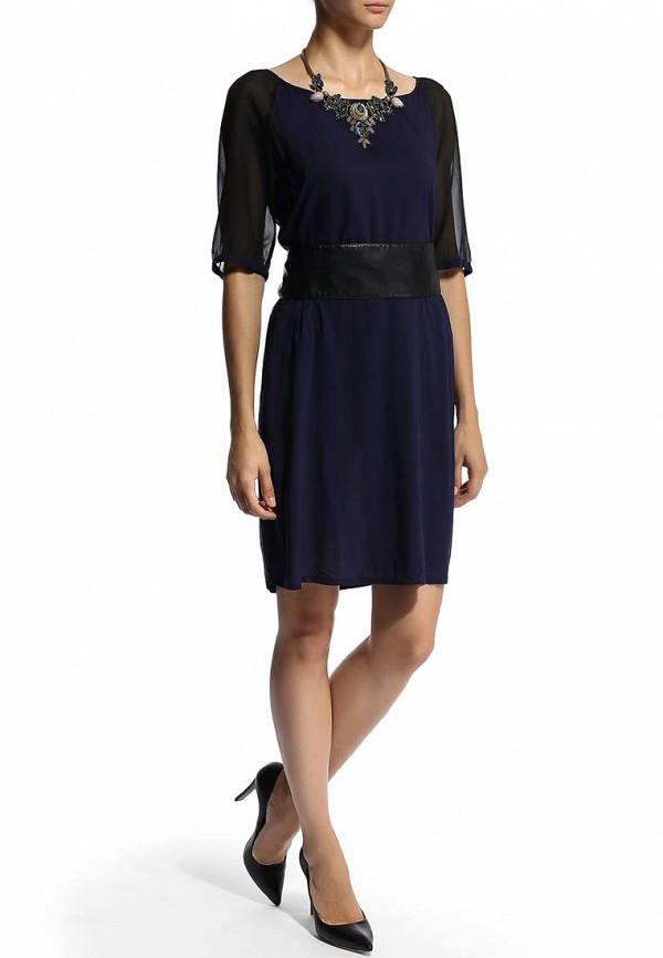 Платье-миди Boss Orange 50271367: изображение 6