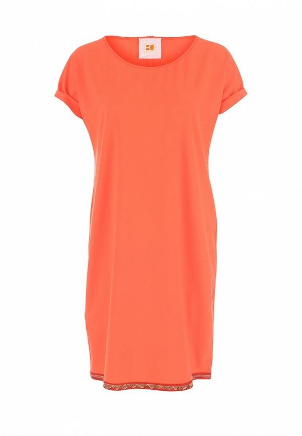 Платье-миди Boss Orange 50238943: изображение 1