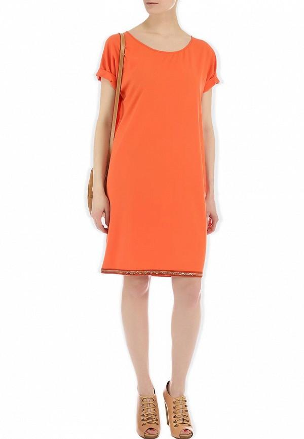 Платье-миди Boss Orange 50238943: изображение 4