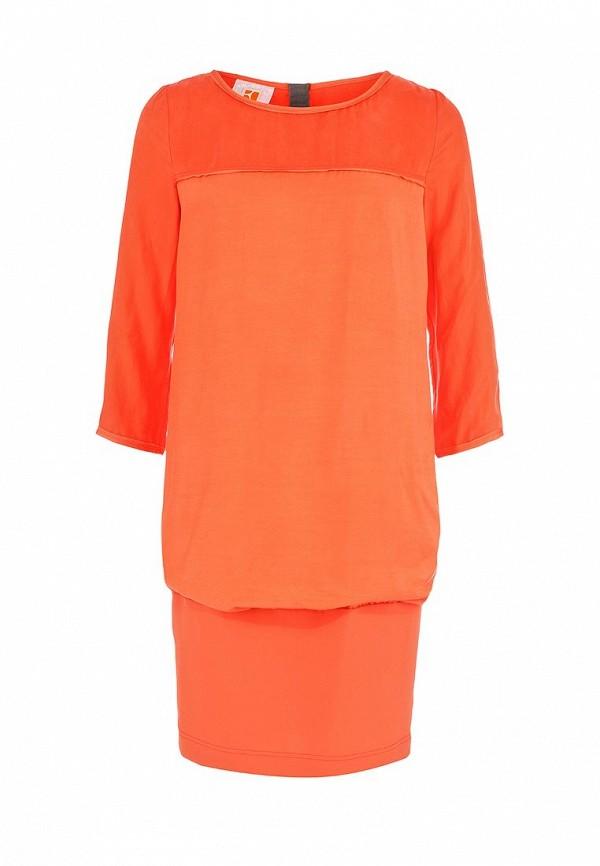 Платье-миди Boss Orange 50238971: изображение 1