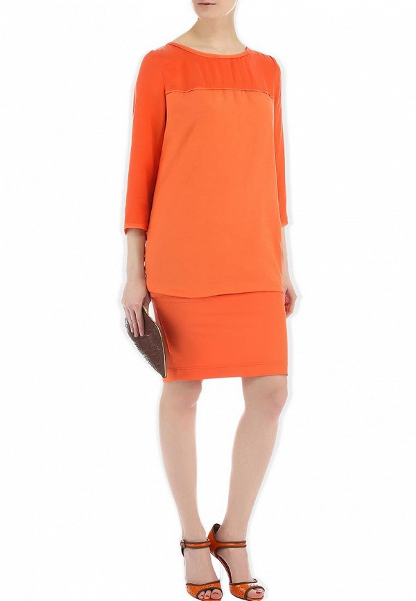 Платье-миди Boss Orange 50238971: изображение 4
