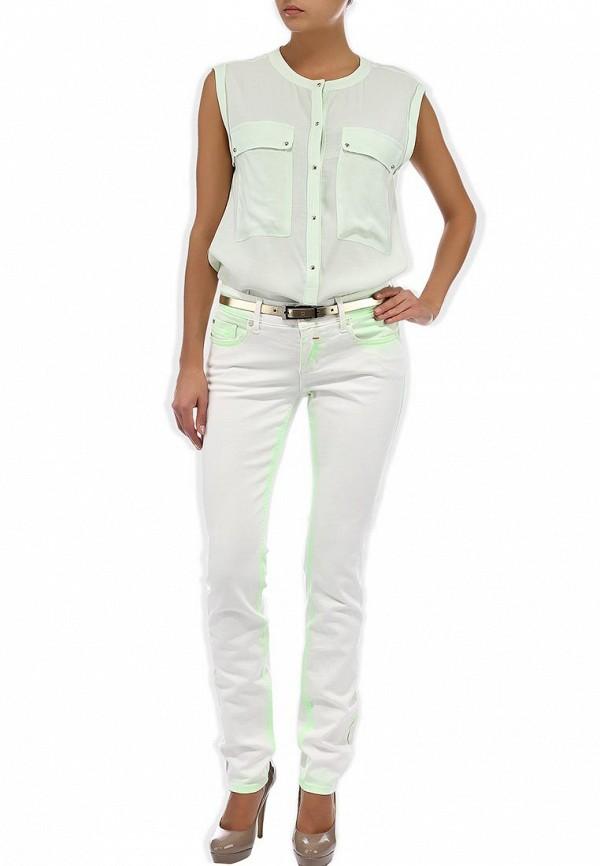 Женские джинсы Boss Orange 50243156: изображение 4