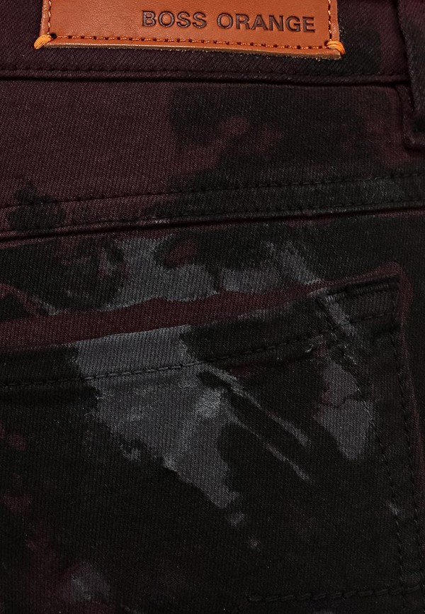 Зауженные джинсы Boss Orange 50249265: изображение 5