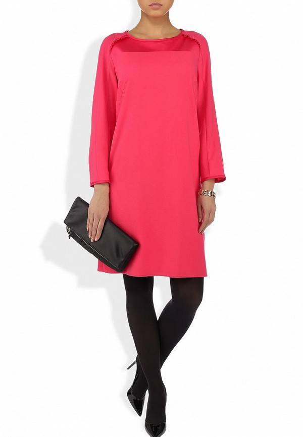 Платье-миди Boss Orange 50255486: изображение 4
