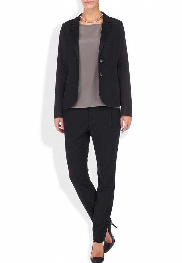 Женские зауженные брюки Boss Orange 50255552: изображение 7