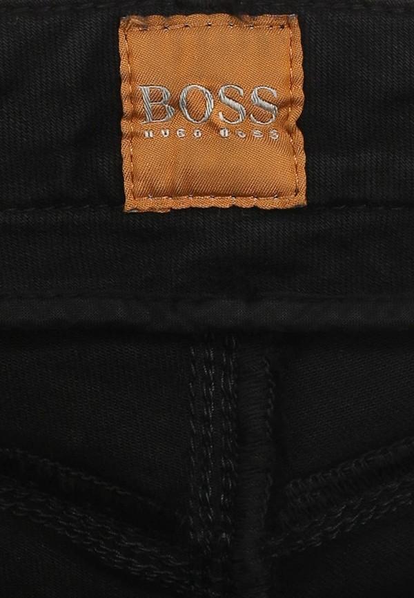Женские зауженные брюки Boss Orange 50252768: изображение 5