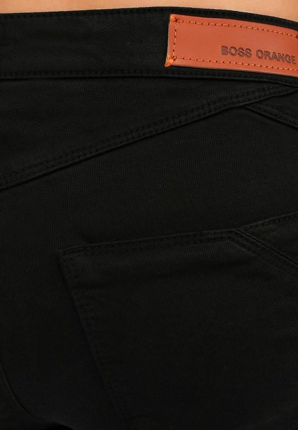 Женские зауженные брюки Boss Orange 50252768: изображение 11