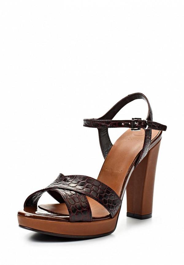 Босоножки на каблуке Bogner 2315971: изображение 1