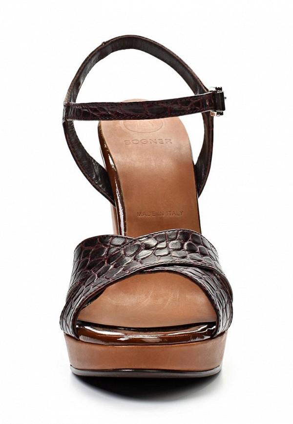 Босоножки на каблуке Bogner 2315971: изображение 4