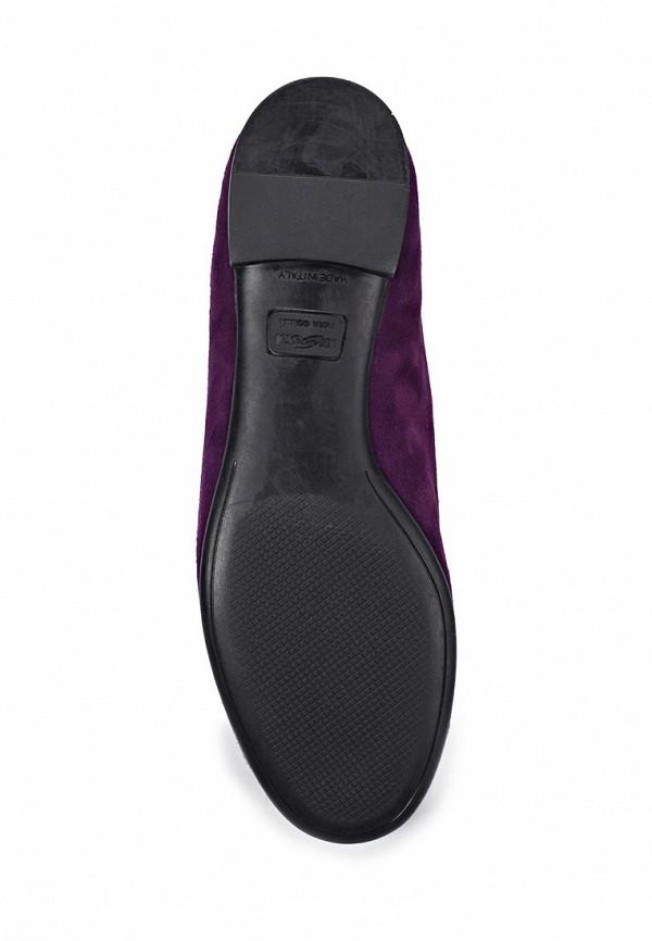 Туфли на плоской подошве Bogner 233-1453-77: изображение 3