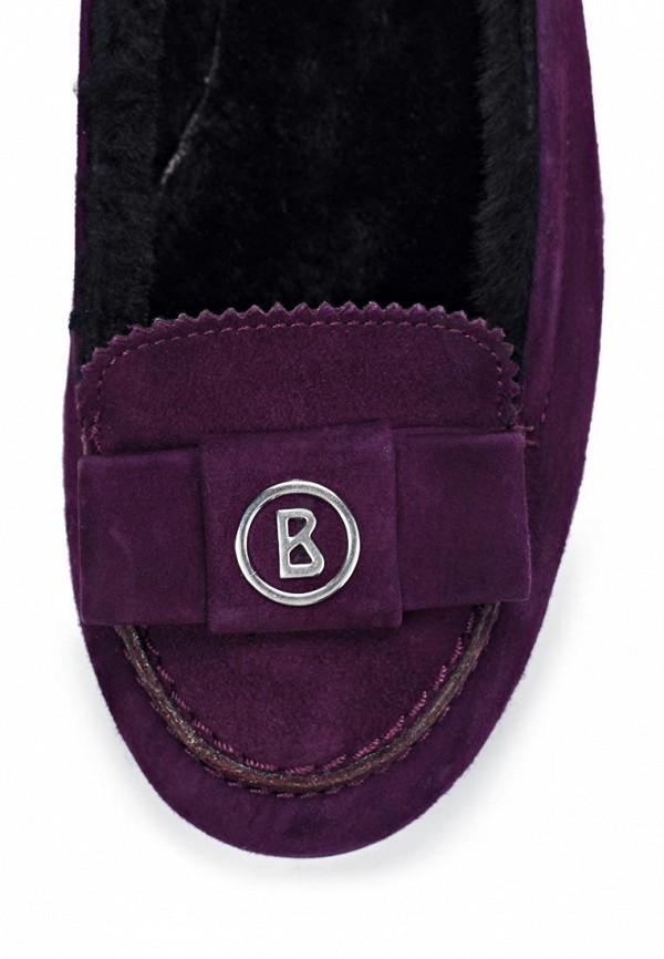 Туфли на плоской подошве Bogner 233-1453-77: изображение 7
