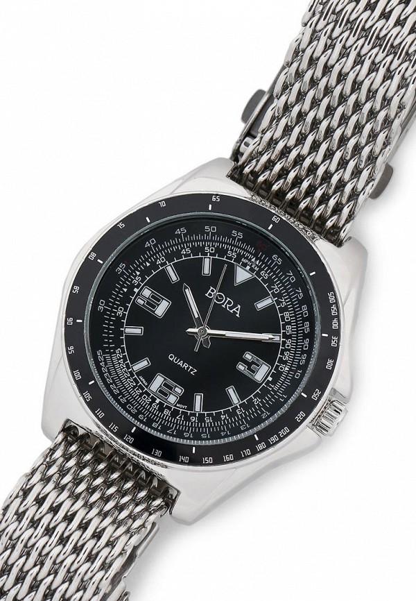 Часы Bora T-B-7421-WATCH-BK.SILVER: изображение 3