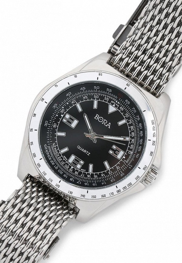Часы Bora T-B-8097-WATCH-SL.BLACK: изображение 3