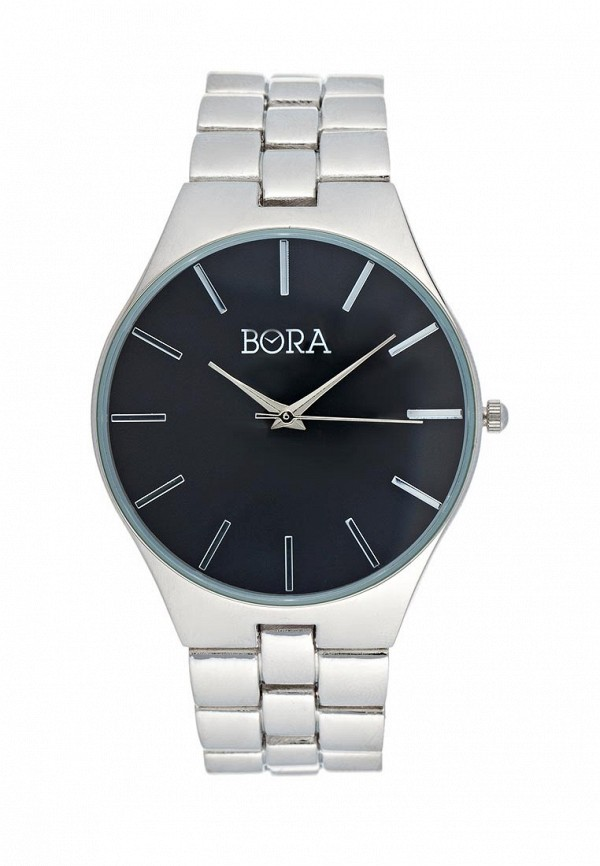 Часы Bora T-B-7717-WATCH-SL.BLACK: изображение 1