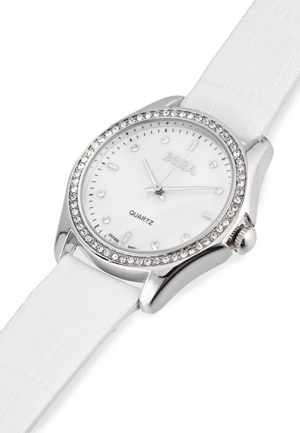 Часы Bora T-B-8529-WATCH-SL.WHITE: изображение 4