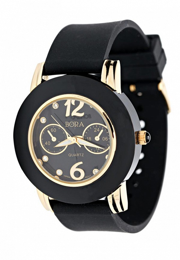 Часы Bora T-B-3217-WATCH-GL.BLACK: изображение 1