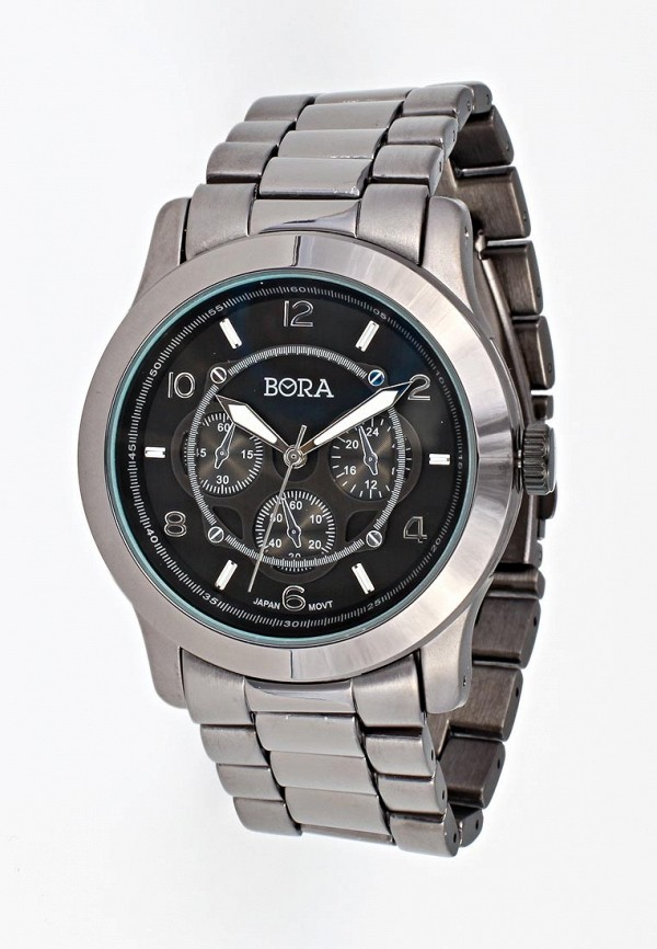 Часы Bora T-B-3923-WATCH-GUNMETAL: изображение 1