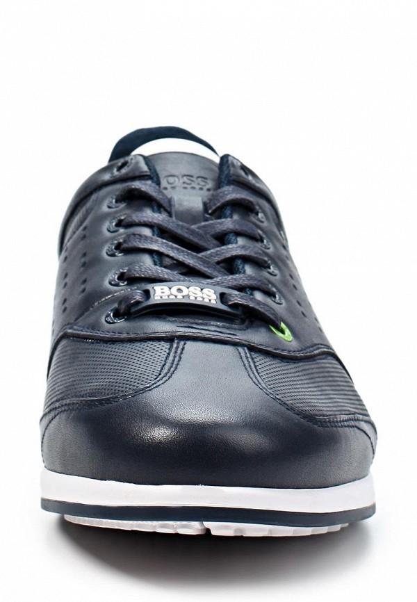 Мужские кроссовки Boss Green 50254415: изображение 4