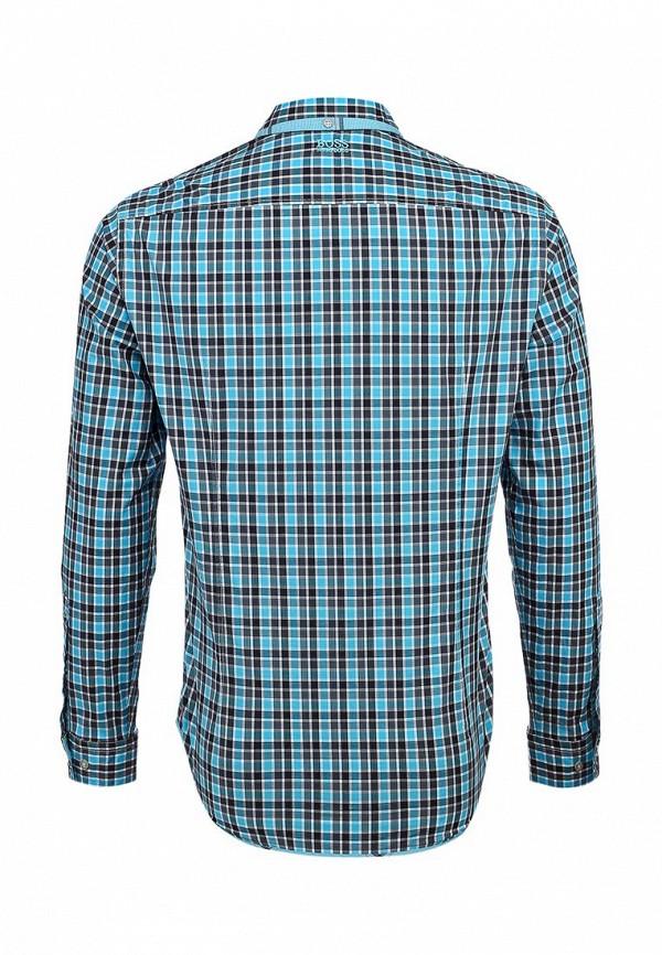 Рубашка Boss Green 50259535: изображение 9