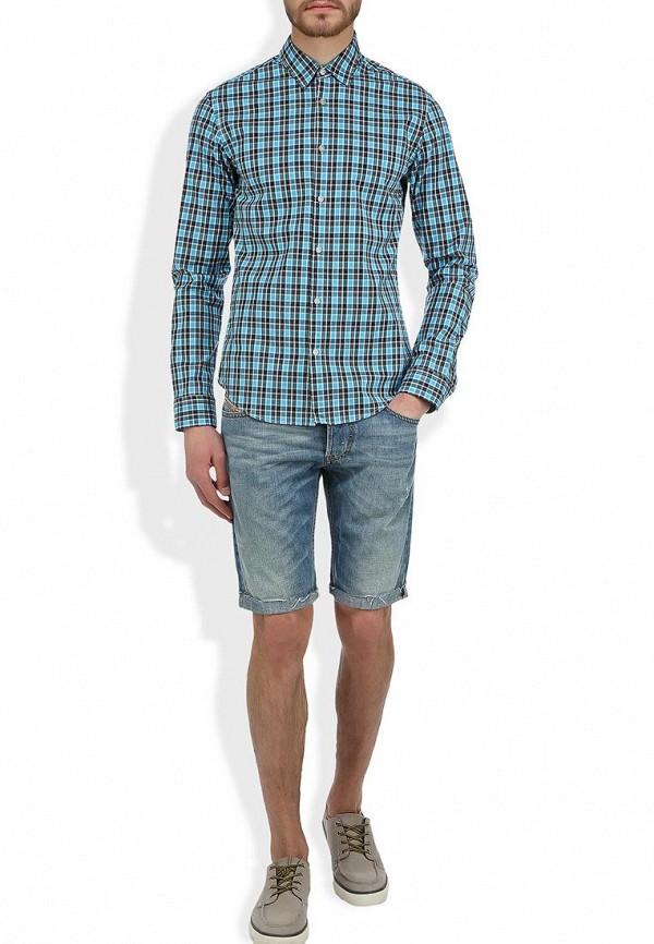 Рубашка Boss Green 50259535: изображение 11
