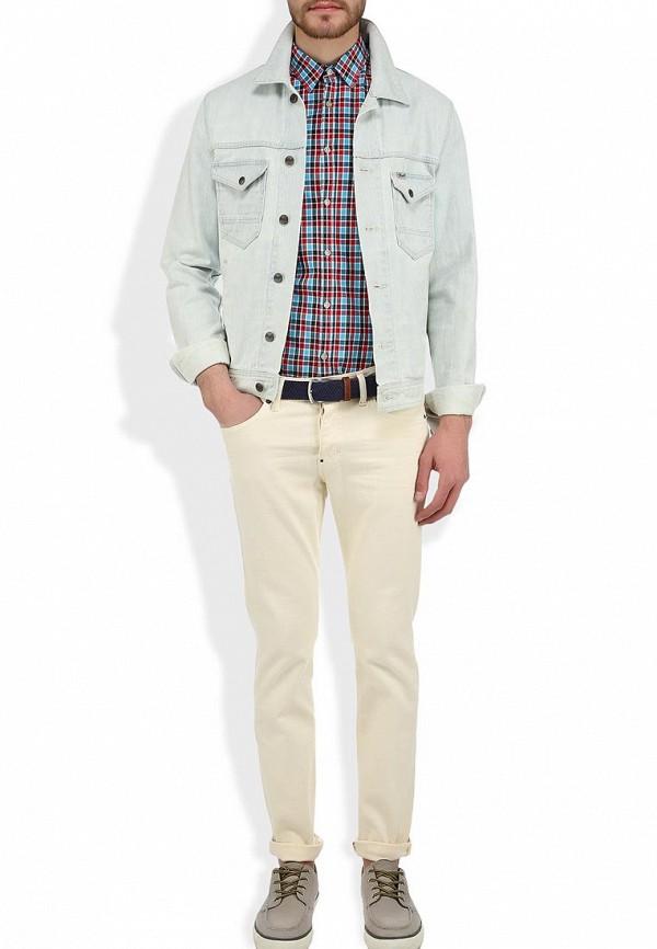 Рубашка Boss Green 50259536: изображение 6