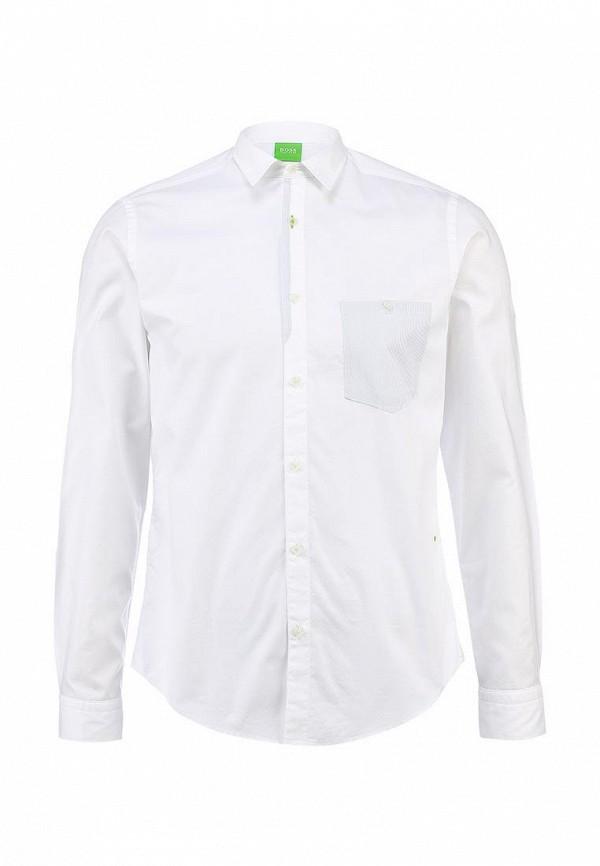 Рубашка Boss Green 50258969: изображение 2