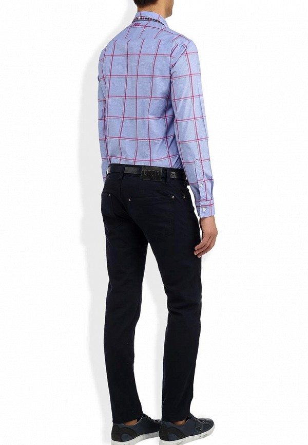 Рубашка Boss Green 50259534: изображение 5
