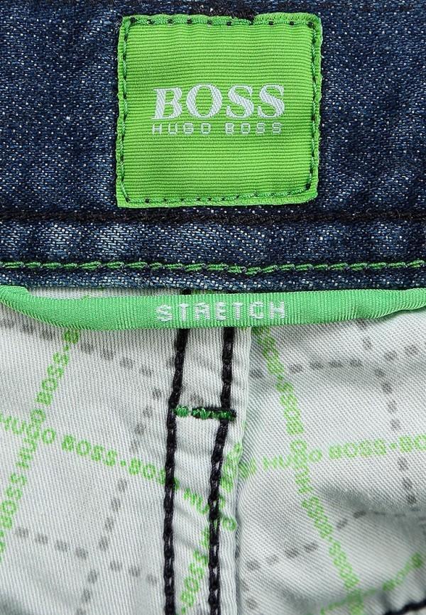 Мужские прямые джинсы Boss Green 50260814: изображение 6