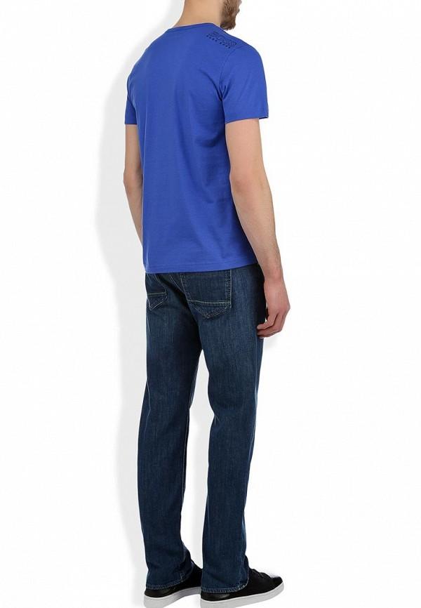 Мужские прямые джинсы Boss Green 50260814: изображение 10