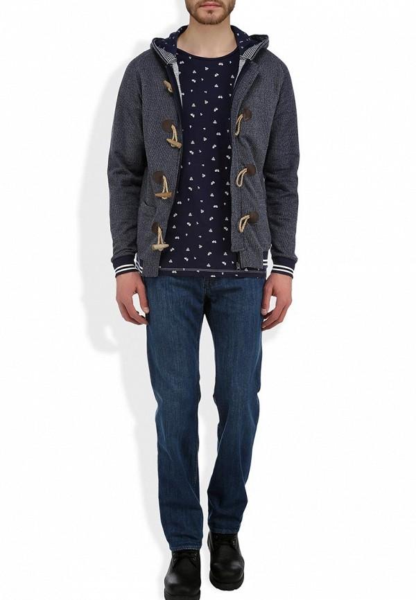 Мужские прямые джинсы Boss Green 50260814: изображение 12