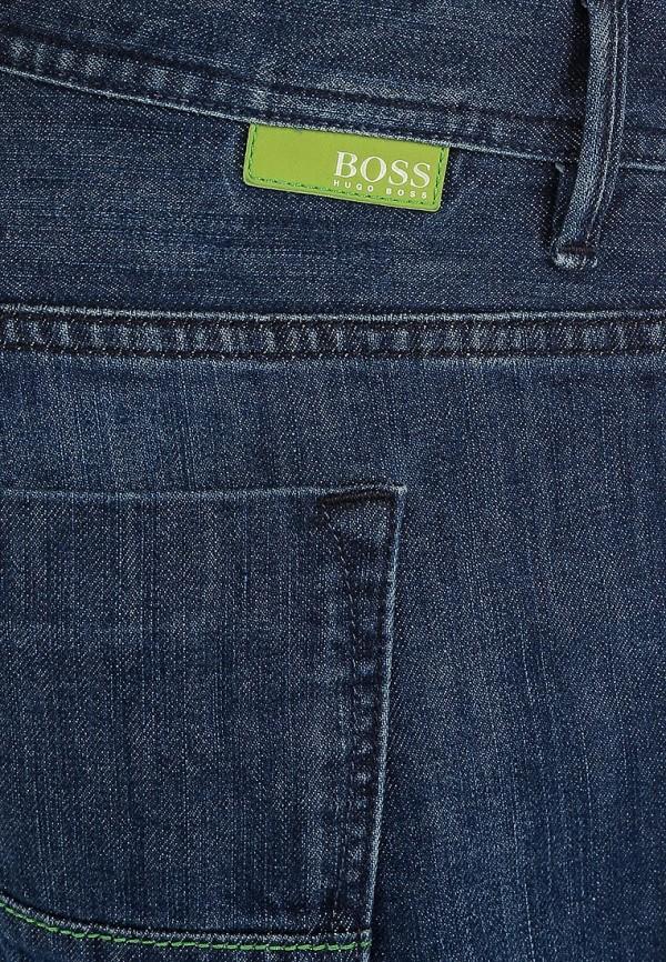 Мужские прямые джинсы Boss Green 50260814: изображение 14