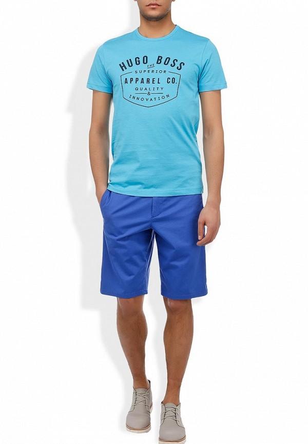 Мужские повседневные шорты Boss Green 50257849: изображение 16