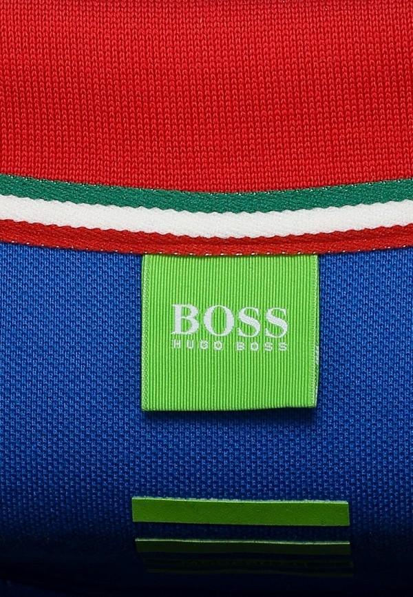 Мужские поло Boss Green 50260461: изображение 5