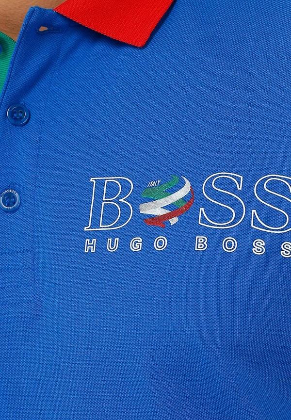 Мужские поло Boss Green 50260461: изображение 11