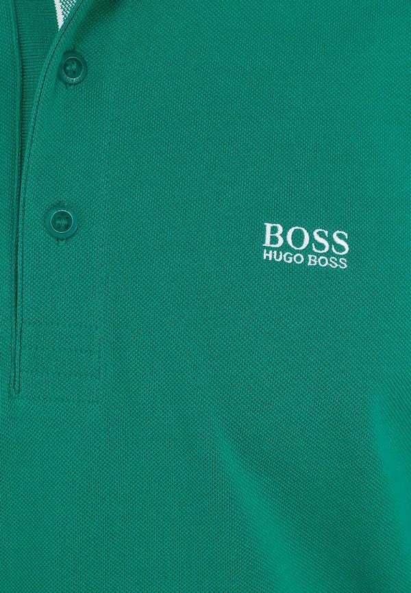 Мужские поло Boss Green 50198254: изображение 7