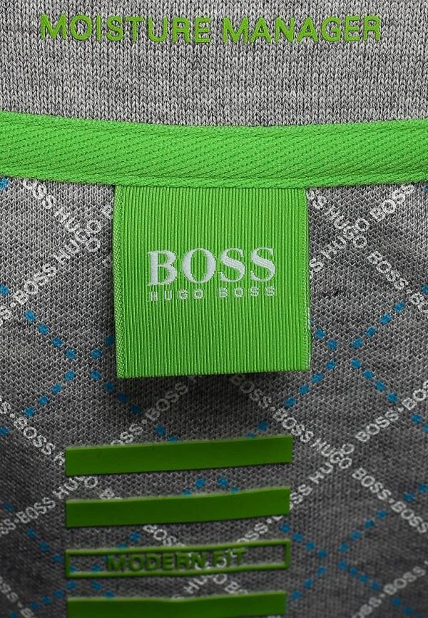 Мужские поло Boss Green 50260312: изображение 5